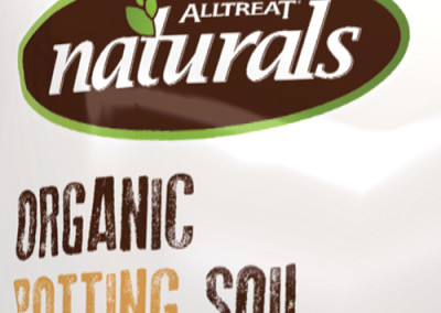 All Treat Farms Naturals Organic Potting Soil – Branding & Design